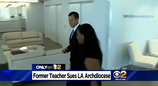 CBS LA Former Teacher Alleges She Was Forced Out